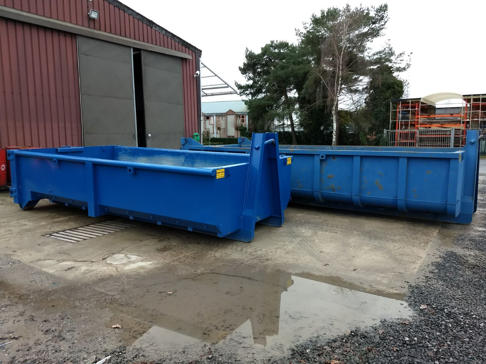 containers tdc